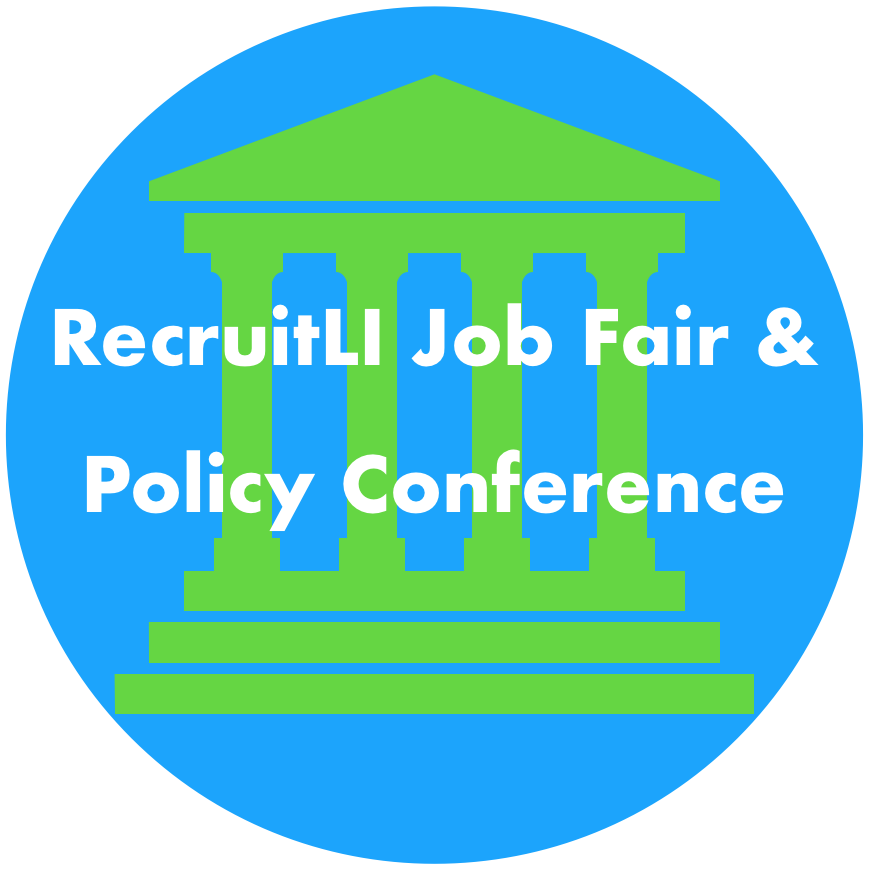 RecruitLI Job Fair & Policy Conference.png