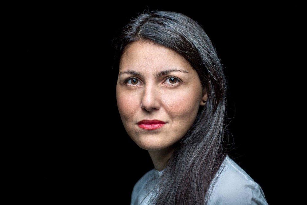 Mozhdeh Ghasemiyani