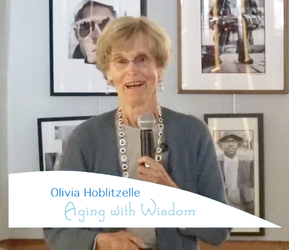 Video: Book Talk - Olivia's book talk and slide show followed by discussion at Weston Council on the Aging, Weston, MA.View it here >