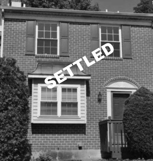 SETTLED | 671 Coates Lane King of Prussia, PA 19406  -