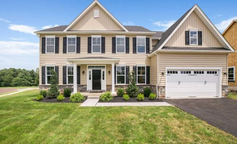 |BUCKINGHAM COLONIALWellsford Lane, Buckingham PA 18934|4 Bed | 3.5 Bath | $899,900 -