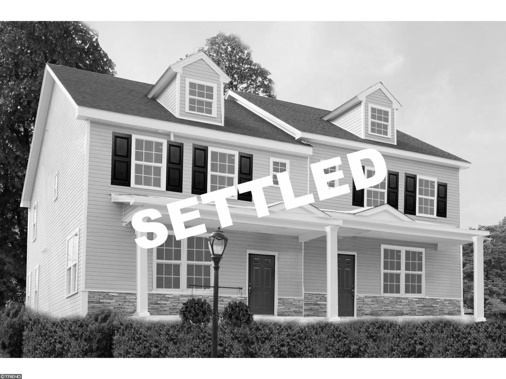 SETTLED|17 Richards Ln Unit#LOT 5 Phoenixville, PA 19460 -