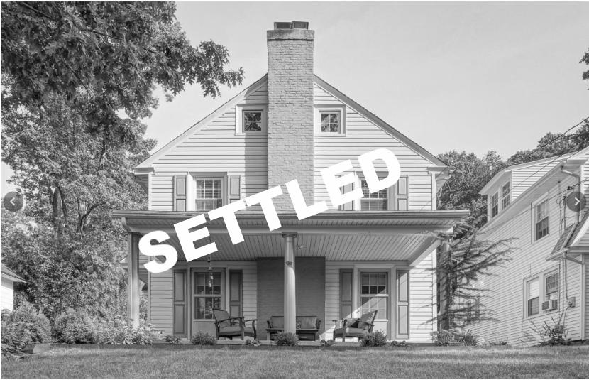 SETTLED | 275 Bickley Rd. Glenside, PA 19038 -