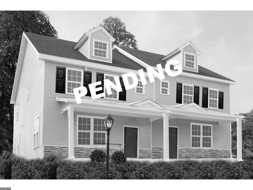 PENDING | 25 Richards Ln Unit#LOT 7 Phoenixville, PA 19460   -