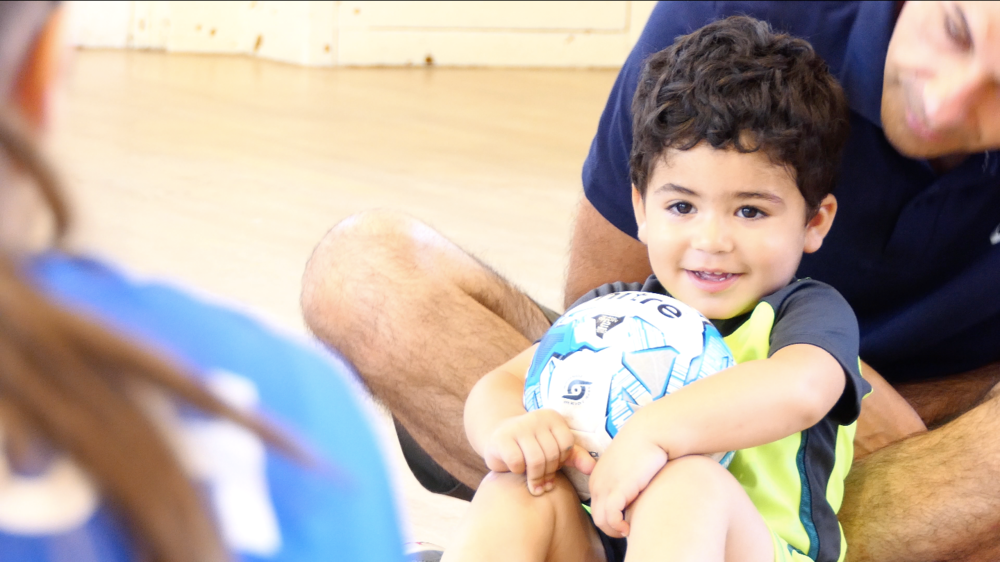 18 months to 3   Fun filled sessions for the children, allowing them to develop a foundation of social skills whilst getting used to the ball and learning how to kick with confidence.