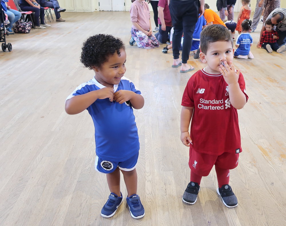 18 months - 3 - It's amazing what your little one can do when given the platform to express themselves. Your little superstar will develop a foundation of social skills, whilst developing key movements.Learn more by clicking the picture.