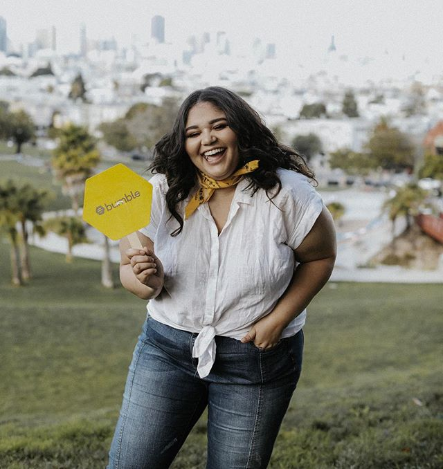Have you heard the buzz? 🐝 I'm about to be a busy bee. This honey is joining the @bumble hive 🍯 as a #SanFrancisco city rep! 🐝 So whether you're new to the area, looking to making a new friend, or go on a date then download @bumble @bumblebiz and @bumblebff and match with me to get the invite to upcoming events in #SF 🐝 You ready to make the #FirstMove ⁉️