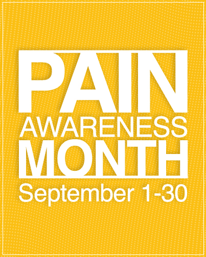 acupuncture pain awareness month