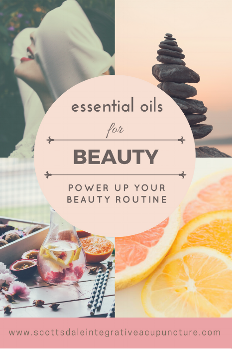 essential oils for beauty