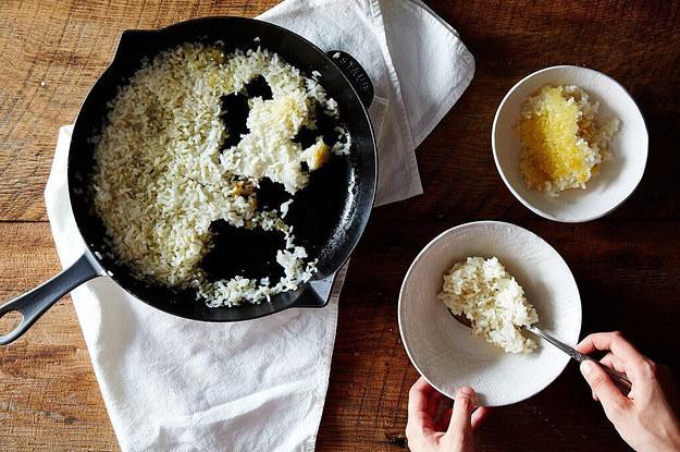 crispy rice crunchy rice