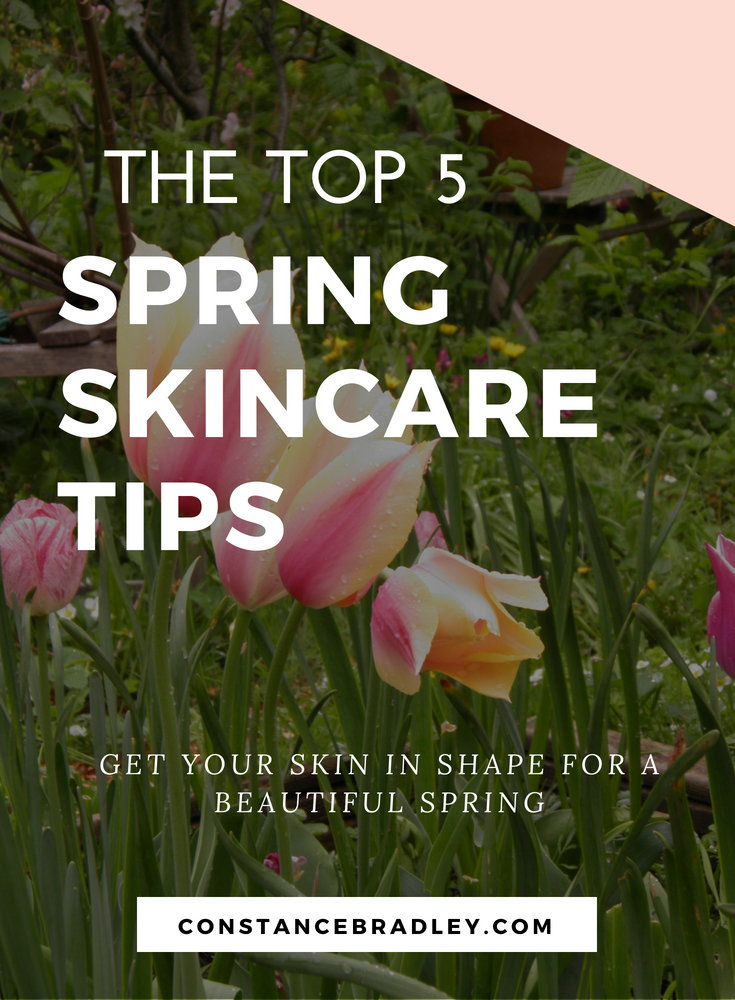 For optimum health this spring, keep your liver energy is free and easy by following my  top 5 tips for spring wellness #springskincare #springwellness #livercleanse