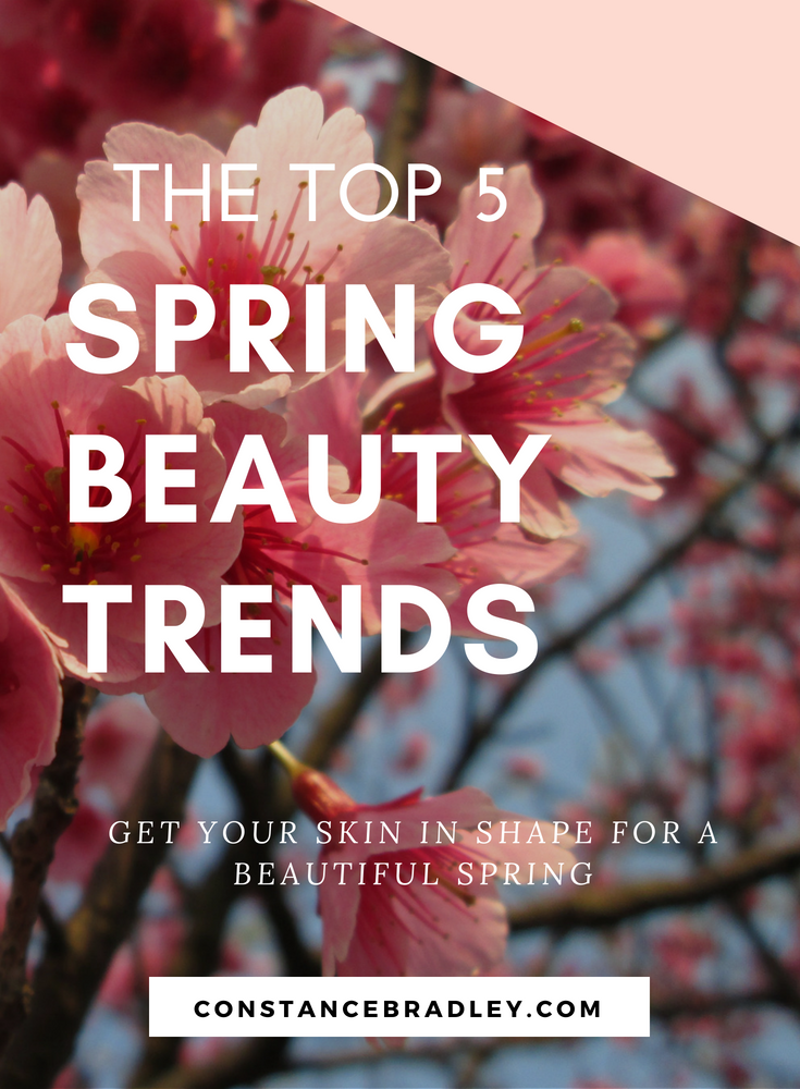 For optimum health this spring, keep your liver energy is free and easy by following my  top 5 tips for spring wellness #springbeautytrends #beautytrends #naturalbeauty #summerskin