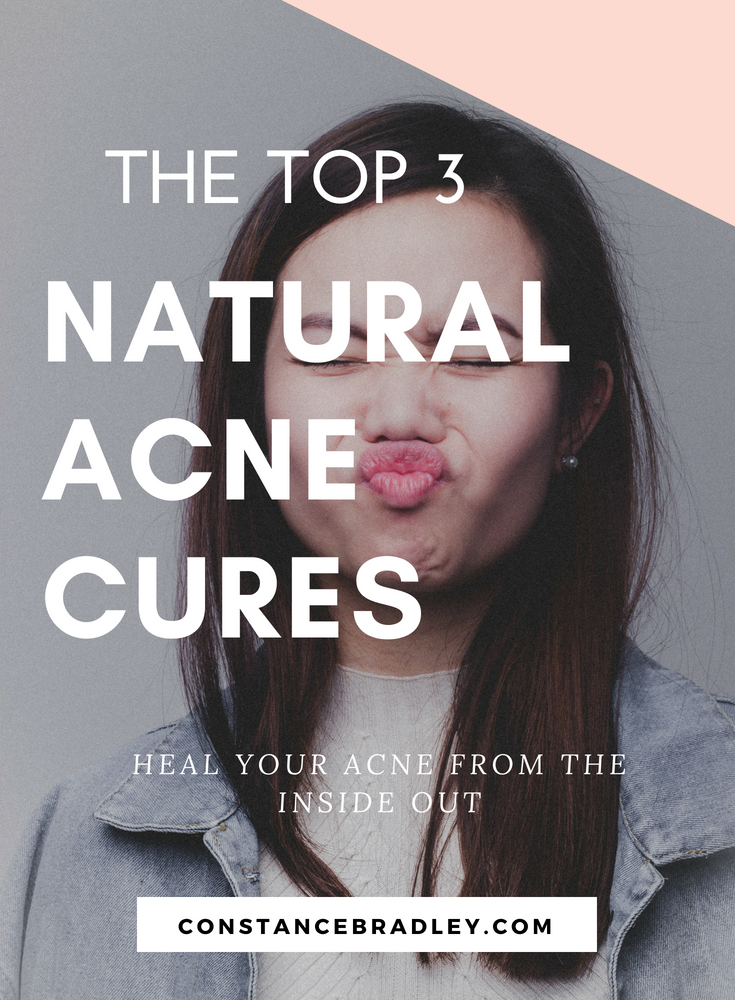 top 3 natural acne cures powerful remedies in your fight against acne breakout. acne is caused by what's going on  inside your body acne remedies will help balance your body and reduce hormonal acne