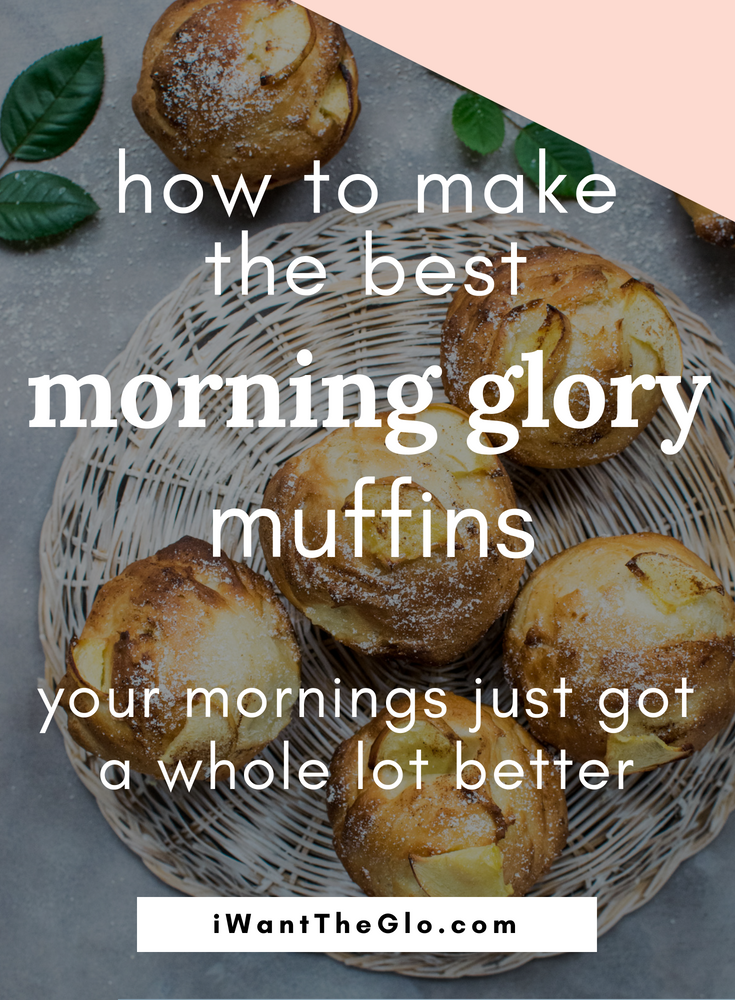 My favorite coffee shop used to make morning glory muffins, but then they stopped. So, I came up with my own muffin recipe. Packed with antioxidant-boosting superfoods, these Morning Glory muffins make the perfect breakfast (or afternoon snack). These morning glory muffins are gluten free, dairy free, and full of nutrition!