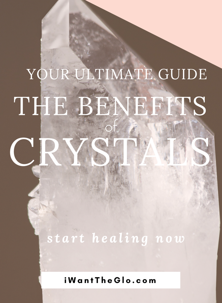 Crystals help speed up healing by moving energy. Crystals have been worked with by medicine people around the world for thousands of years. Without crystals we wouldn't have rockets, lunar landers, lasers, watches, and computer chips. Learn how how you can use crystals for healing, the benefits of crystals, and how to select a crystal for your personal needs.