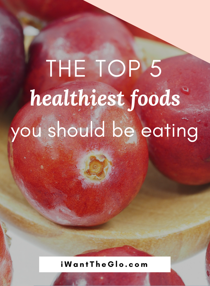 Ingredients such as ginger, cinnamon, chocolate, and cranberries are usually associated with delicious holiday food; and they aren't just tasty, they are REALLY good for you! Here are 5 of the healthiest foods that should be on your shopping list all year long. Get an antioxidant boost, balance hormones, and improve digestion by adding these 5 foods to your diet today.