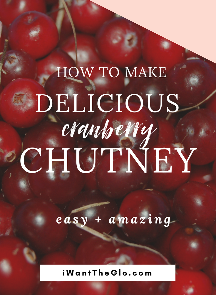 Usually, when I mention the words  cranberry chutney  to someone, their face puckers and words like 'gross' or 'ew' start coming out of their mouths. And if you've only ever had canned cranberry sauce, I totally agree with that reaction. Because that squishy gelatin glob that plops out of a can at holiday dinners   is  gross.  But friends, it doesn't have to be like this. Homemade ruby-red cranberry chutney is beautiful and AMAZING; plus, it takes about 20 minutes to make and it goes really well with a variety of dishes - used like jam on toast, on top of bruschetta alongside brie and a sprig of basil, on a turkey sandwich, or added to a swiss and havarti grilled cheese.  And cranberries aren't just tasty,  they are a powerfood.