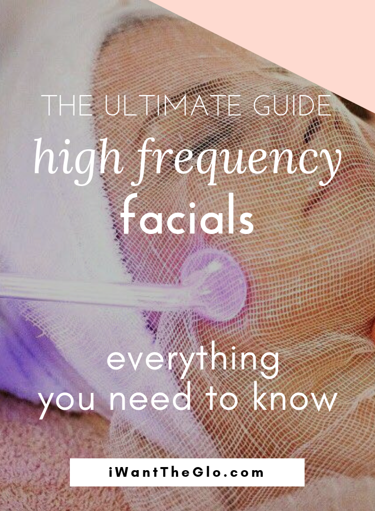High frequency is an amazing, non-invasive method to treat and prevent stubborn acne, shrink enlarged pores, reduce the appearance of fine lines and wrinkles, decongest puffy eyes, fade dark eye circles, and rejuvenate the condition of the scalp and nourish hair follicles for healthier hair growth.  High Frequency was founded in the 1800 by our favorite inventor Nikola Tesla as a way to kill bacteria and fight infections. Less bacteria is of course great for combating acne and breakouts, but high frequency does much more. Keep reading how high frequency facial can help you achieve your anti-aging skincare goals!