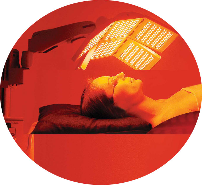 LED light therapy in scottadsale