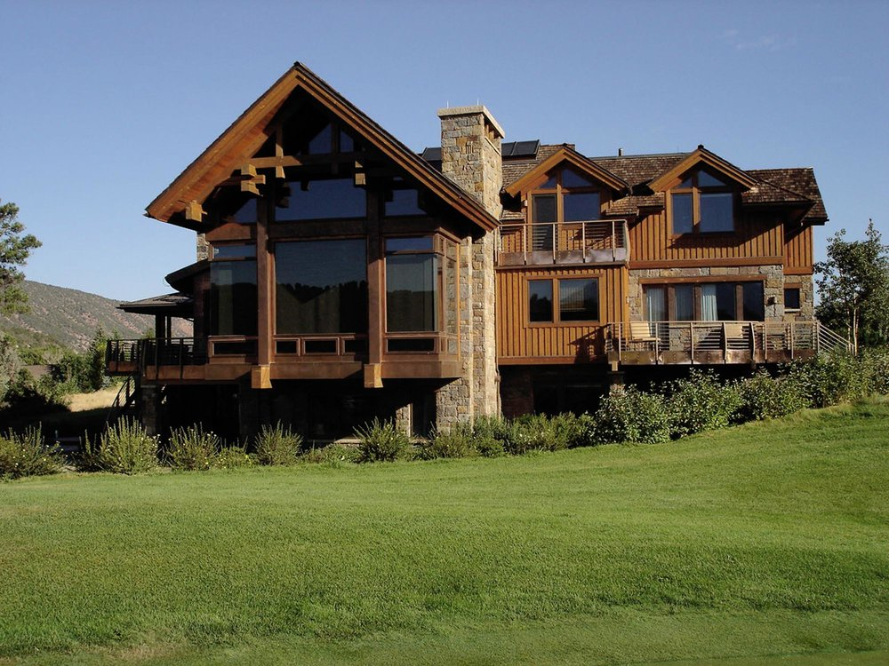 COLORADO GOLF COURSE RESIDENCE