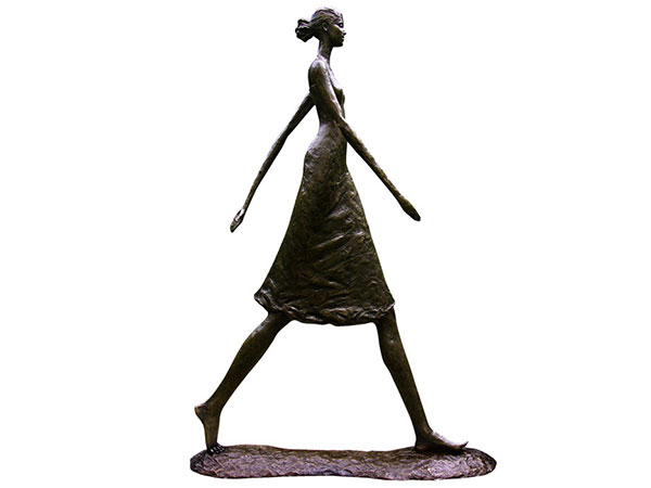 Walking Woman Tall