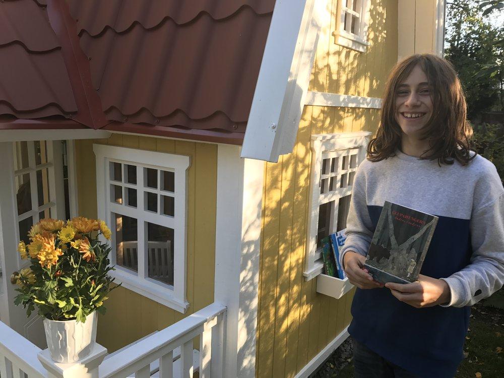 Glupahungern Andrea Lundgren Bibliotek Barnstugan