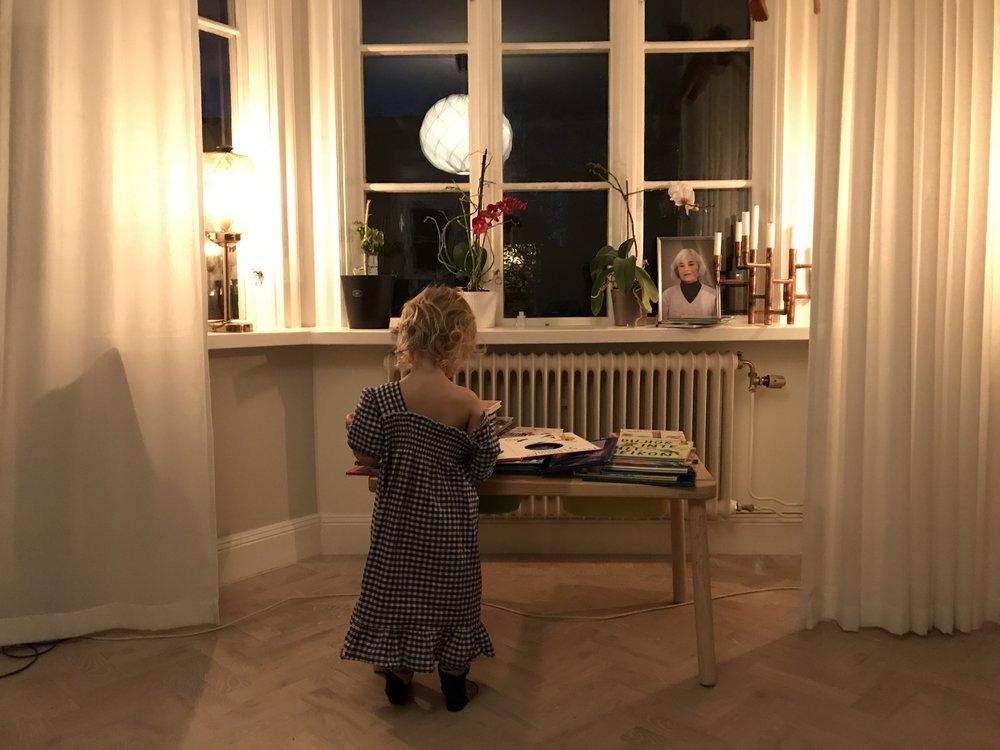 Bibliotek Barnstugan Mälarhöjden