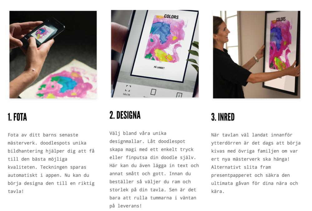 Doodlespot Bibliotek Barnstugan Mälarhöjden