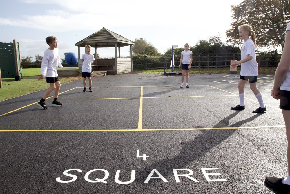 4 Square - Definitely a favourite