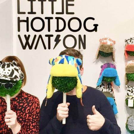 Little HOTDOG WATSON -
