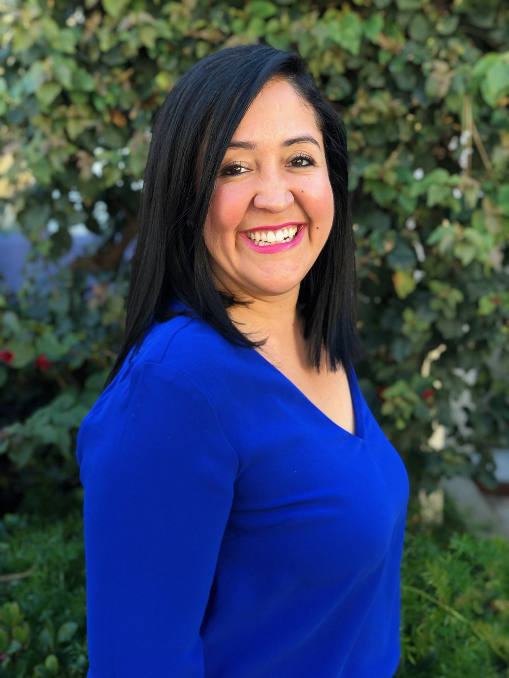 Karmin Canales  | Resource Development Associate | Transit WG
