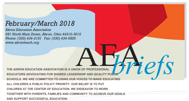 AEA Briefs - February/March 2018