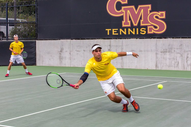 Brenner Part of 6 CMS Stags Named to ITA Scholar-Athlete List