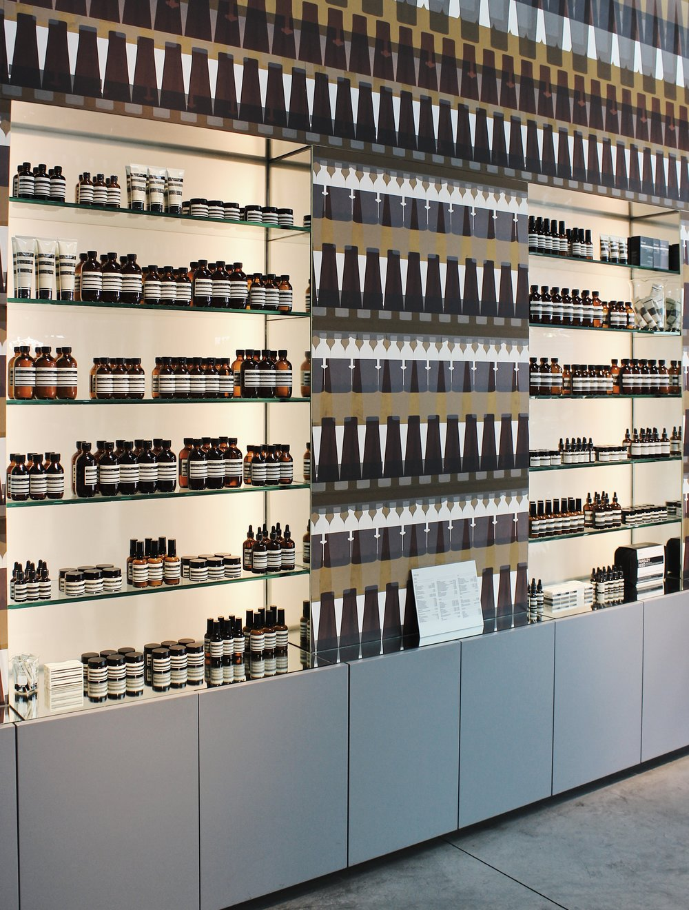When you're in the need of a little me-time, the  Aesop  store at PLATFORM offers incredible facials for all skin types. In fact, it's the first and only Aesop store in Los Angeles to have the facials!