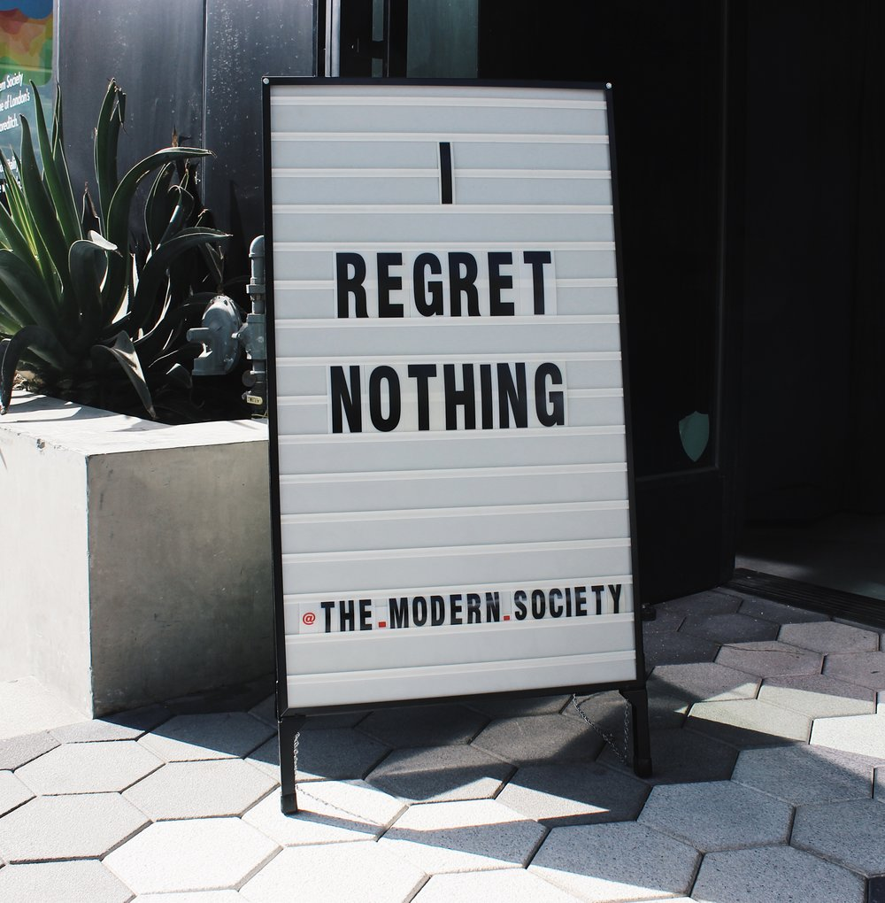 Modern Society , another one of my favorite shops for contemporary labels. They're headquartered in Shoreditch, London. However, their PLATFORM store is the first location outside of the U.K.