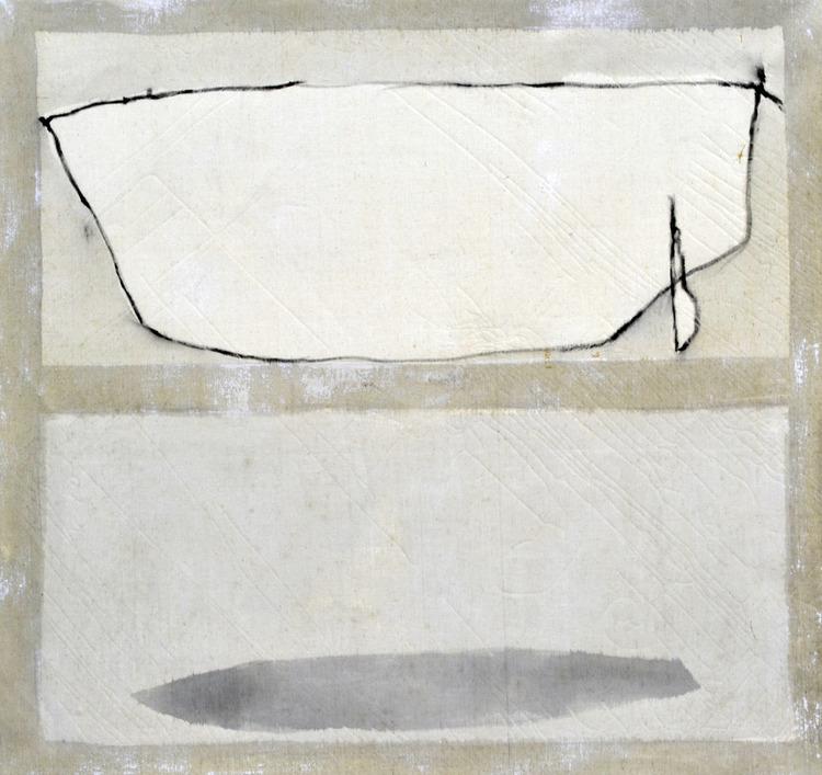 Nave III  Acrílico sobre tela 1.25m x 1.20m 2012