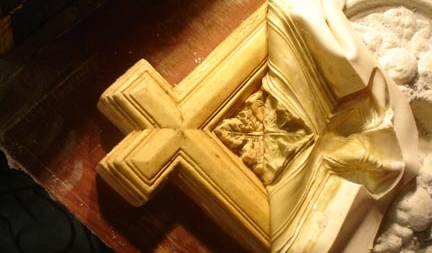 Plaster Replication Mold for Center Piece.jpg