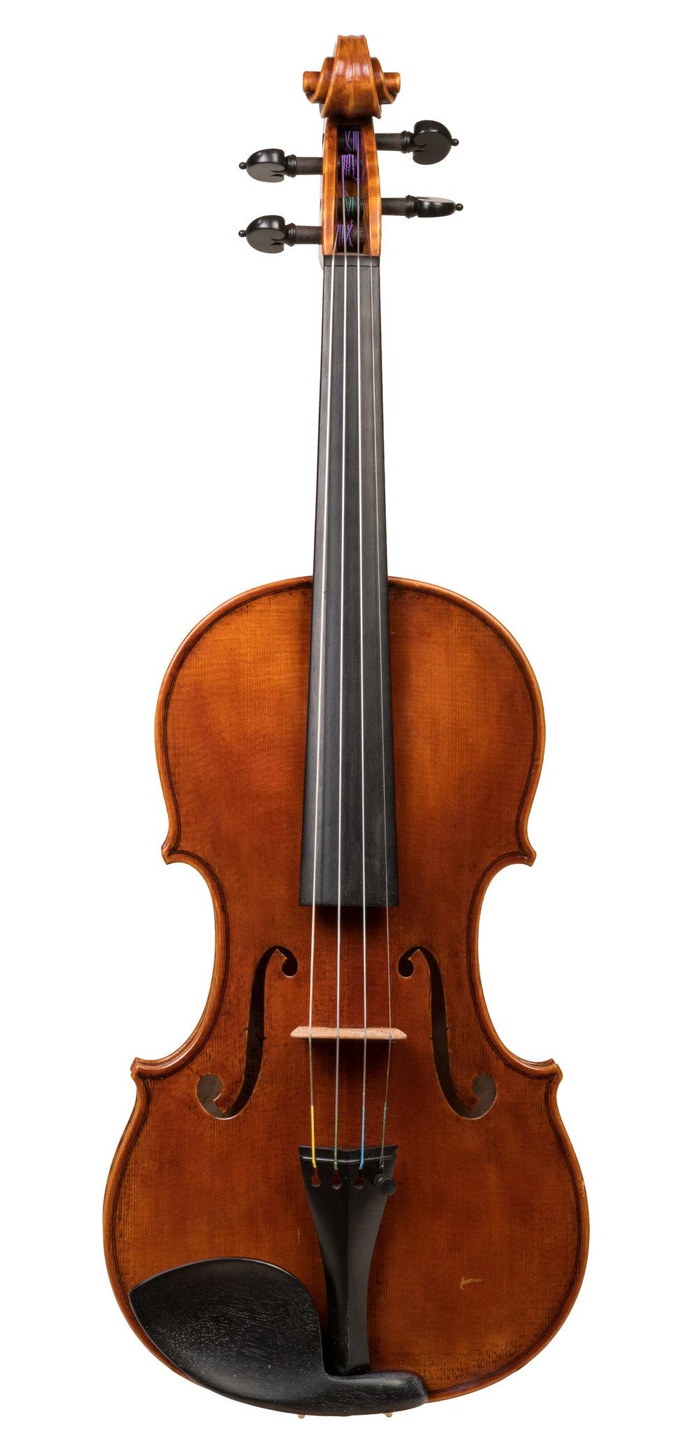 Heeyoung Kang violin, Chicago, 2014 -