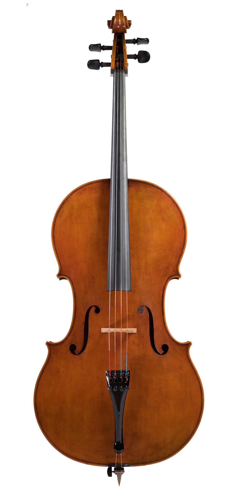 Heeyoung Kang cello, Chicago, 2017 -