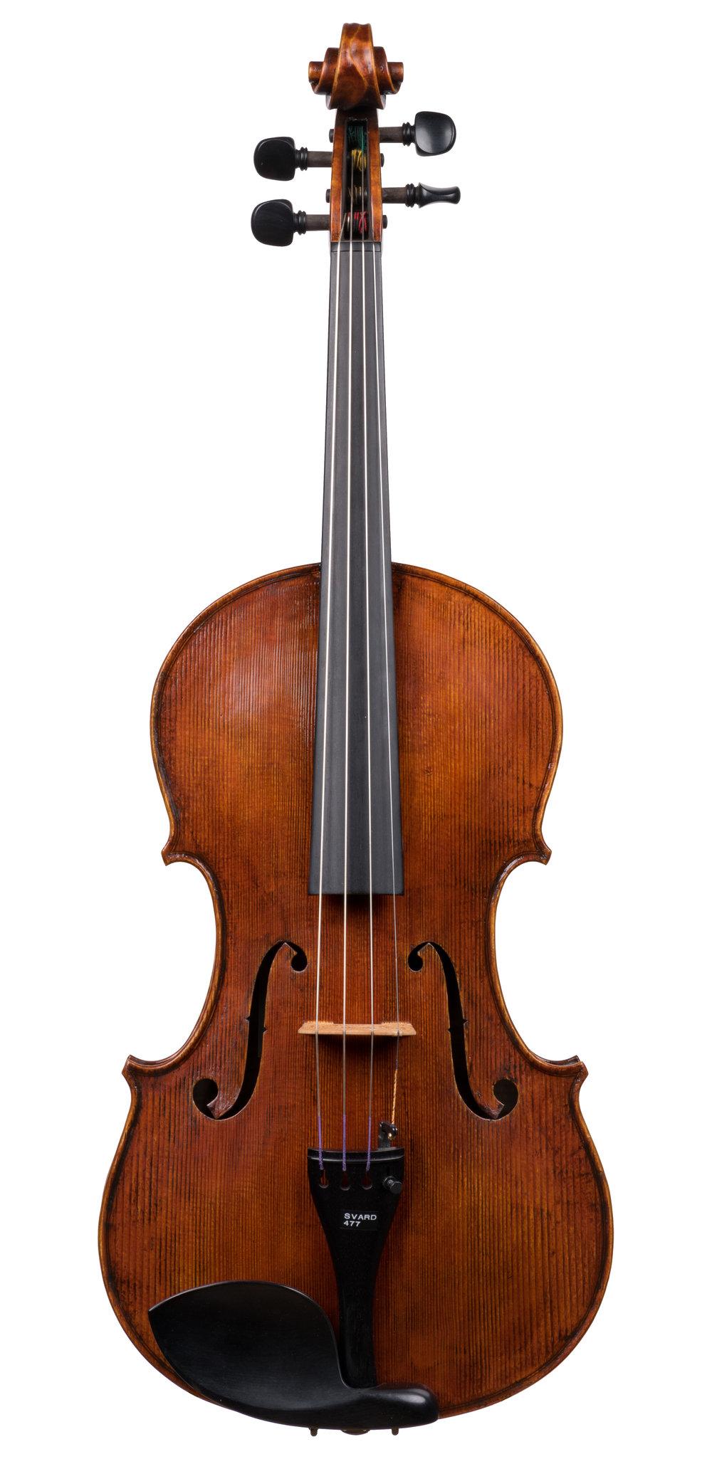 Kristin A. Siegfried viola, Chicago, 2014, 16