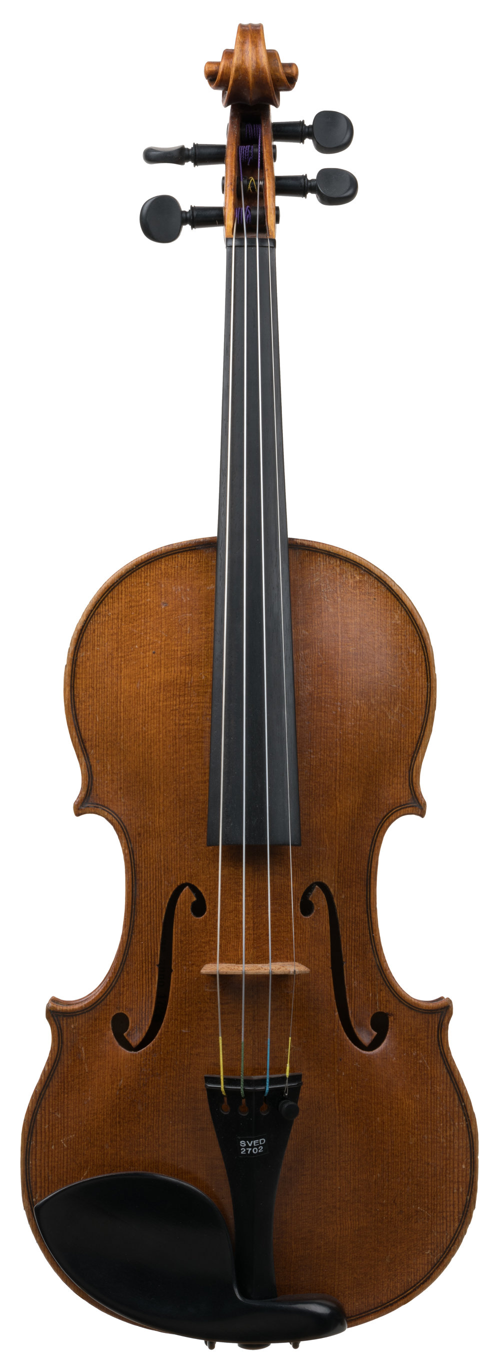 German violin labeled Guarneri front.jpg