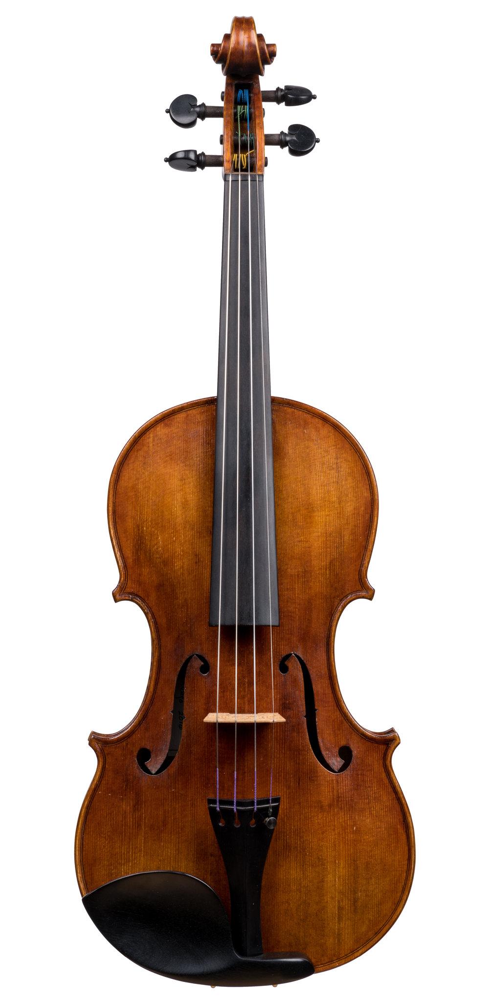 Kristin Siegfried violin, Chicago, 2016 -