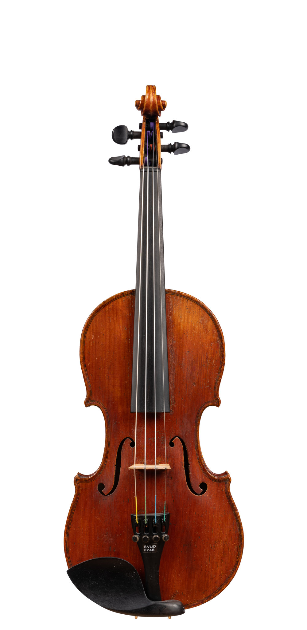 A German 1/2 Violin from Mittenwald, ca 1880 -