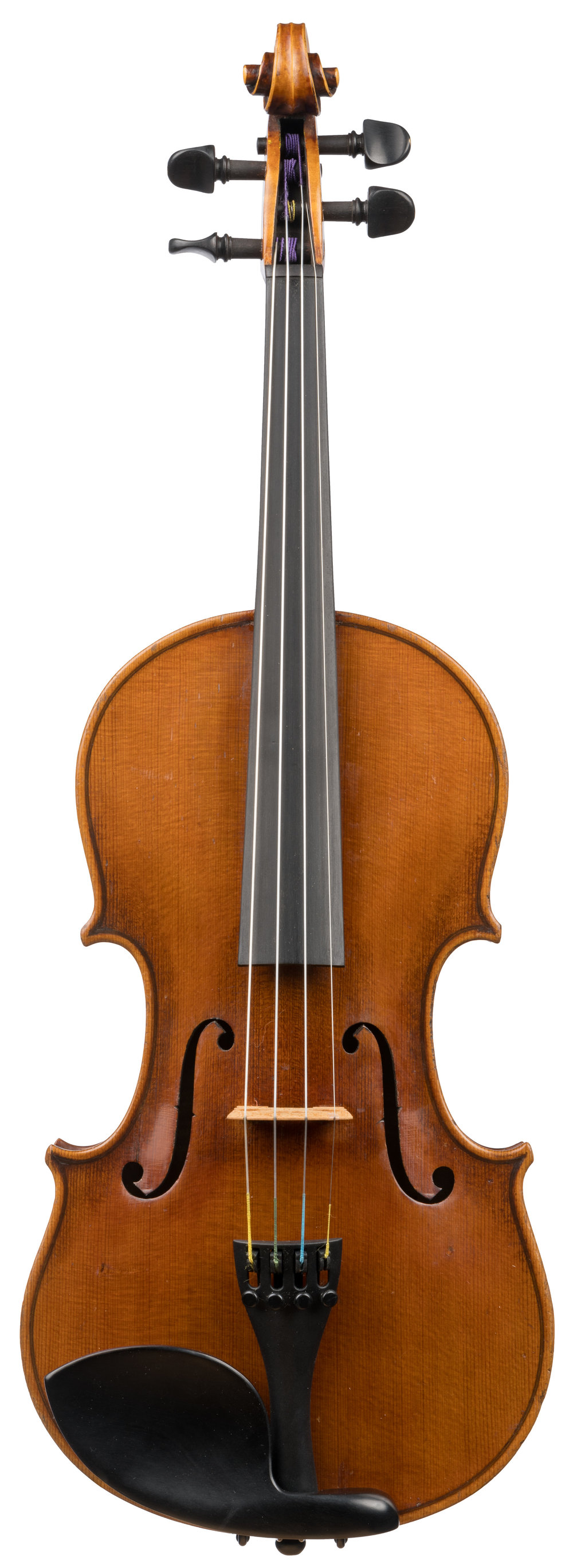 German vn labeled Antonius Stradivarius 2948 front.jpg