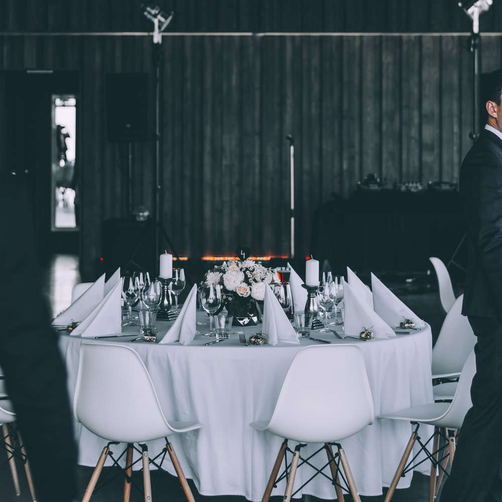 - Table of 8 | $800 |In addition to supporting the Louisiana Heroes' Scholarship Fund, your purchase of a table will include a3-course meal and beverages for 8 guests.
