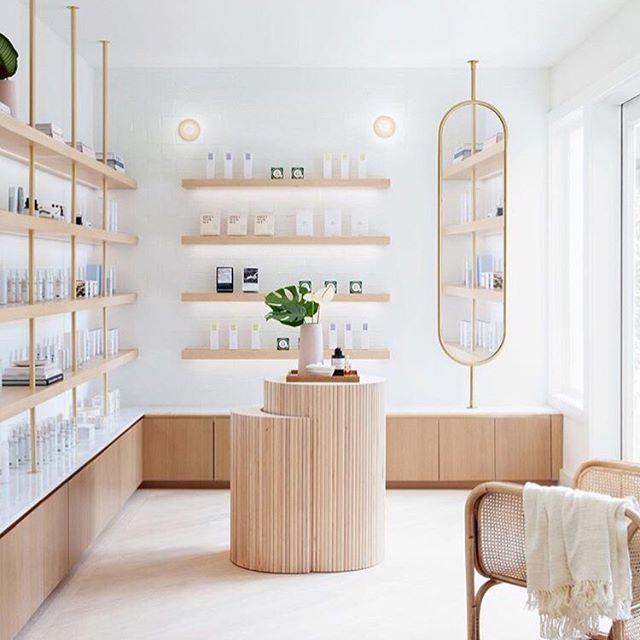 Light & Bright Retail Design ✨ by @studiolifestyle_