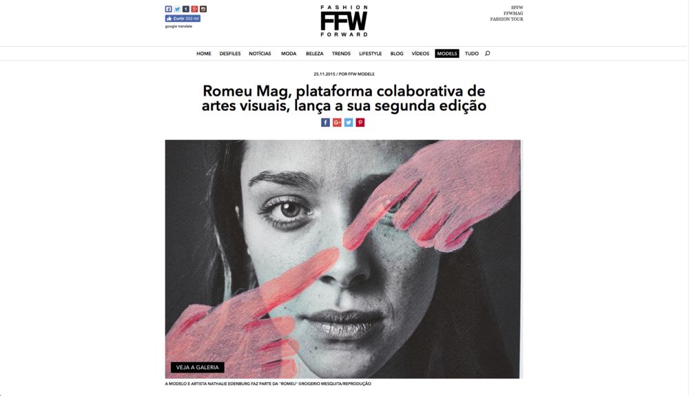 Romeu Mag - Magazine