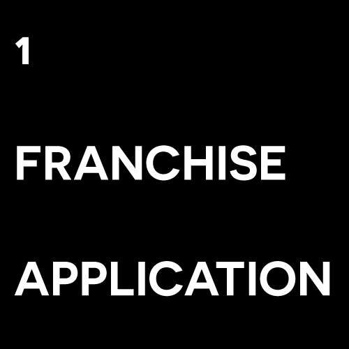 - Everything starts with the submission of our online Franchise Application which you can access through one of the links on this page. This simple form only takes a couple minutes to complete and gives us some important information to start a conversation about becoming a LOVEPIZZA franchise owner.