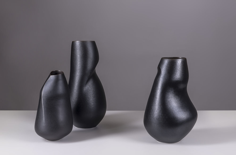 Esker Vessels by Sara Flynn, image by Norwood Photography