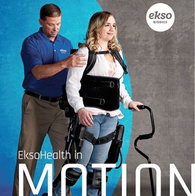 Learn more about @eksobionics and how this technology is helping to improve patients with spinal cord injuries. — Watch Tomorrow's World this Saturday, May 12th on @zeeamericas and @zeetvcaribbean. US 9pm ET / 9:30 PT CAN 9pm ET / 9:30 PT  CAR 9pm AST — #tomorrowsworld #technology #siliconvalley #startups #tech